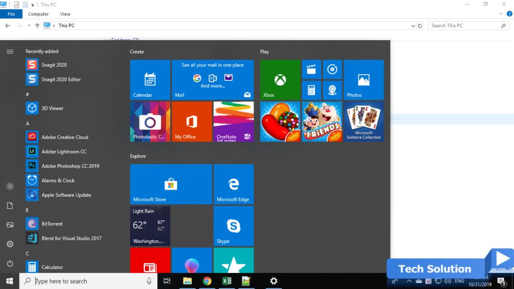 How to Change Password in Windows 10 -6