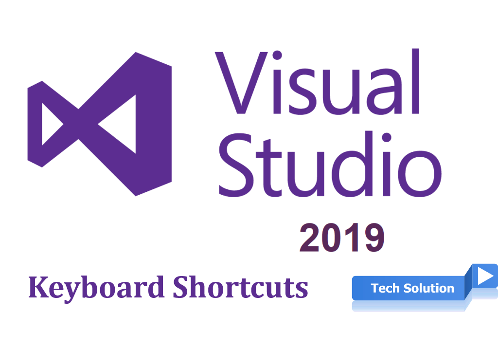 common-visual-studio-2019-keyboard-shortcuts