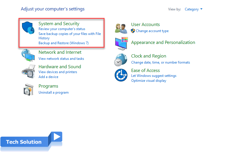 How to Disable the Windows Firewall in Windows 3