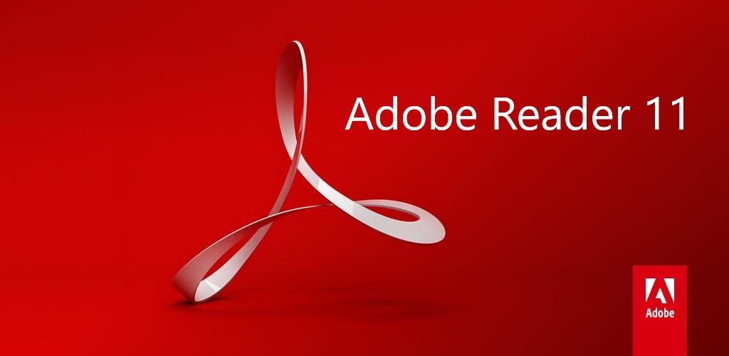 Download Adobe Reader 11 image