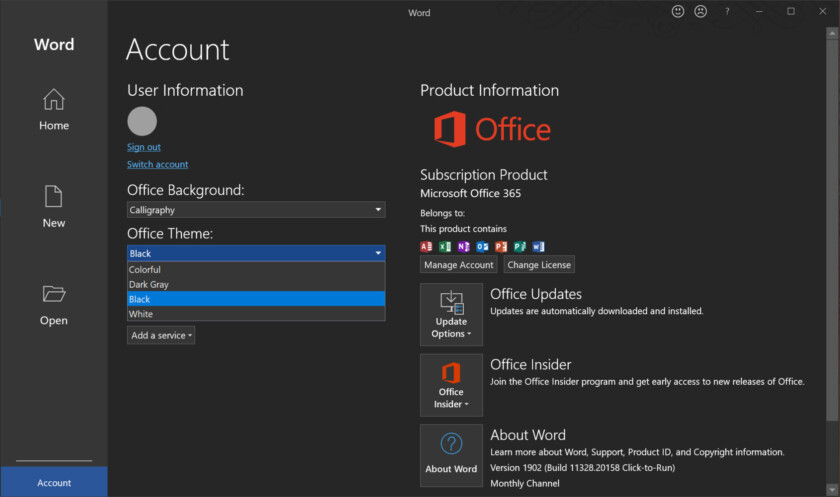 Download Office 2019 32 bit - 64 bit 1