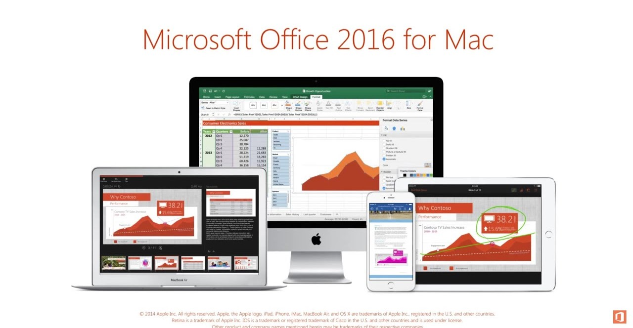 Download Office 2016 for Mac