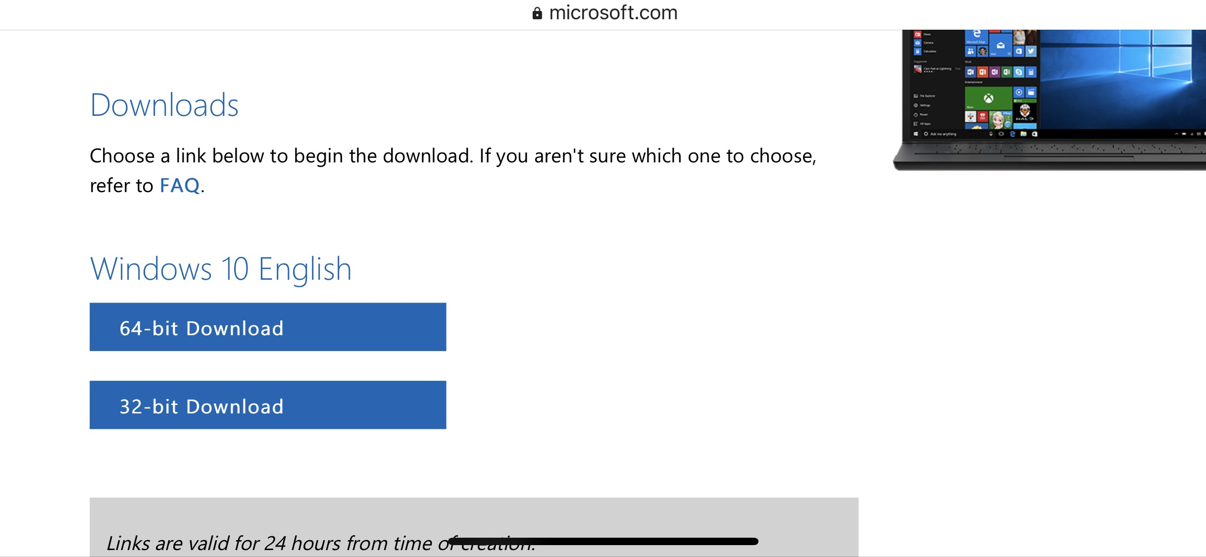 Download Windows 10 from Microsoft Latest Version 3