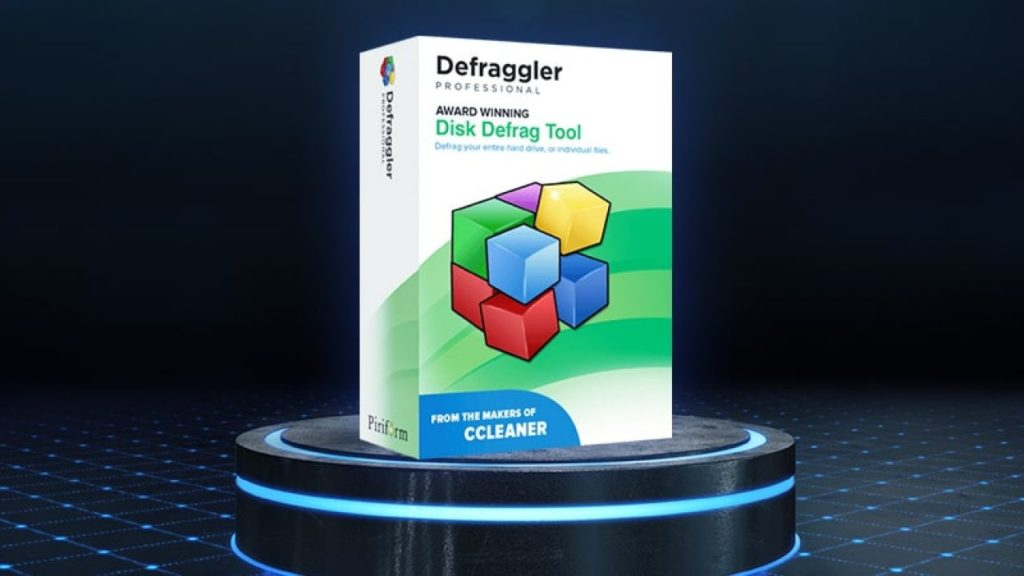 Download Defraggler for Windows